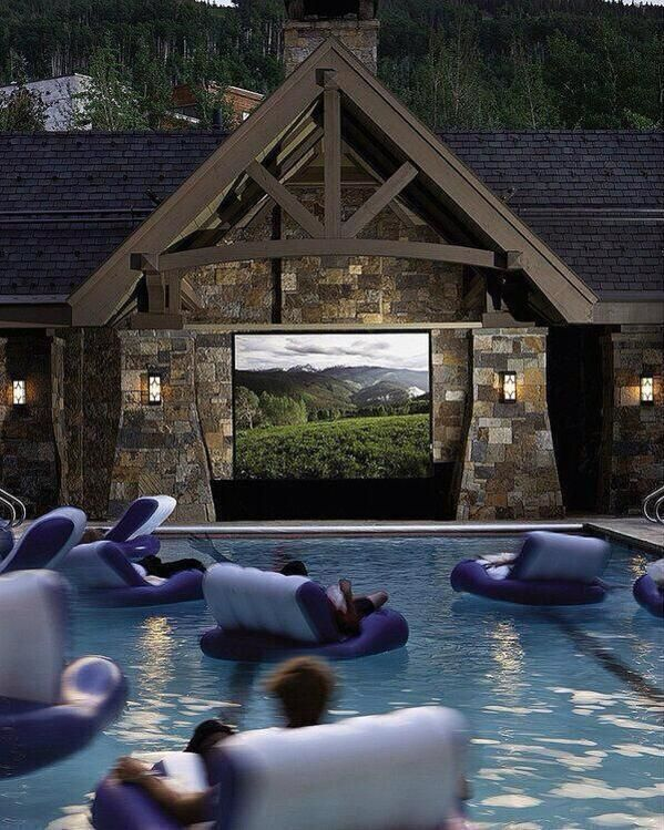 Swimming Pool Theatre