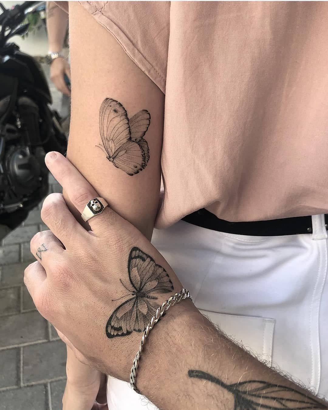 """Photo of TINY.TATTS – Official on Instagram: """"Tag someone ❤☛owner: @orhagay Follow us @tiny.tatts for more  Tag someone who loves tattoos 🙌  #smalltattoo #tattoos #tattoo #ink #inked…"""""""