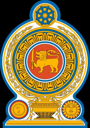 Emblem Of Sri Lanka Wikipedia Sri Lanka Coat Of Arms Belgium Travel