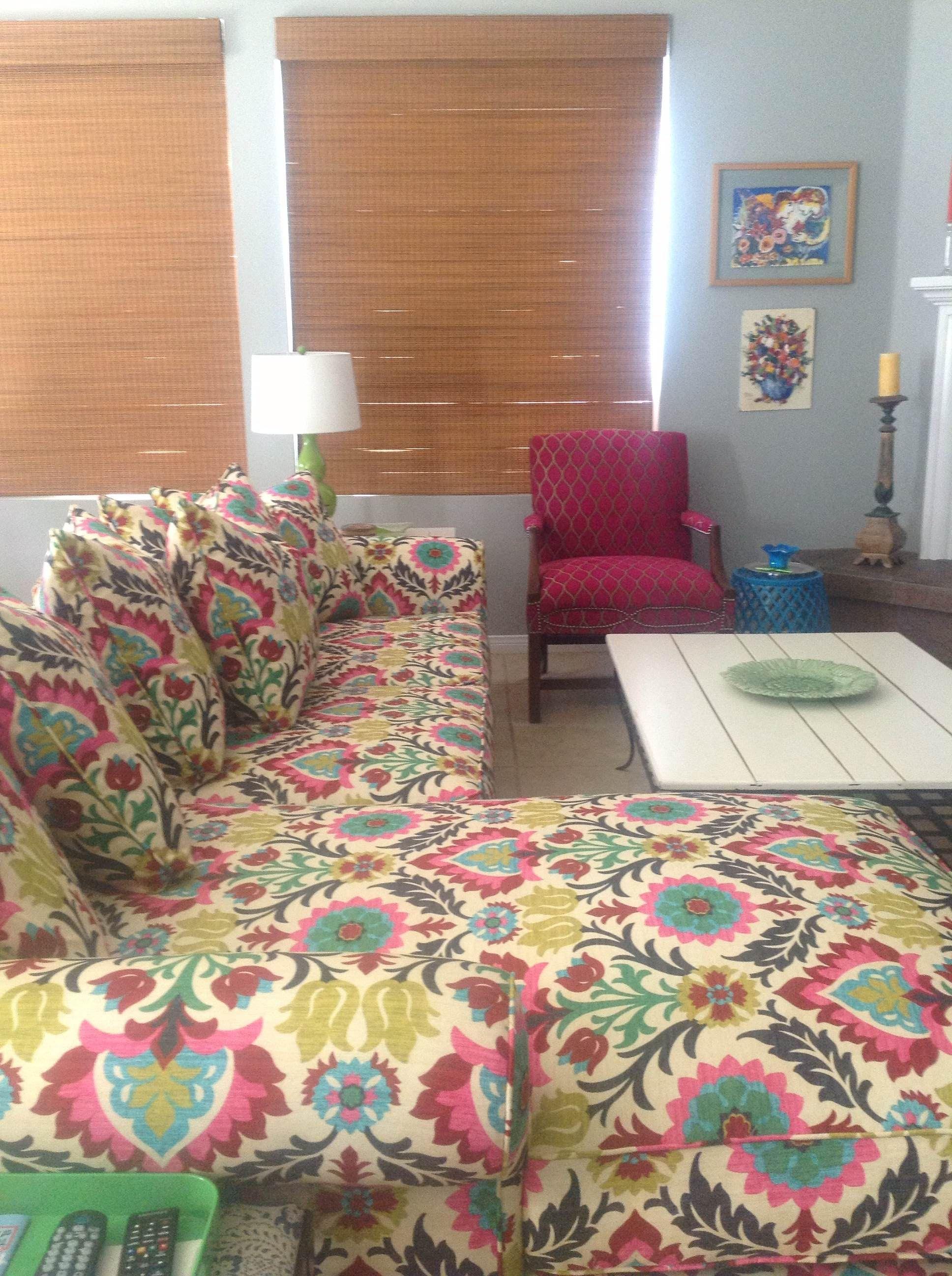 Colorful in Carlsbad. Interior, Interior design, Home decor