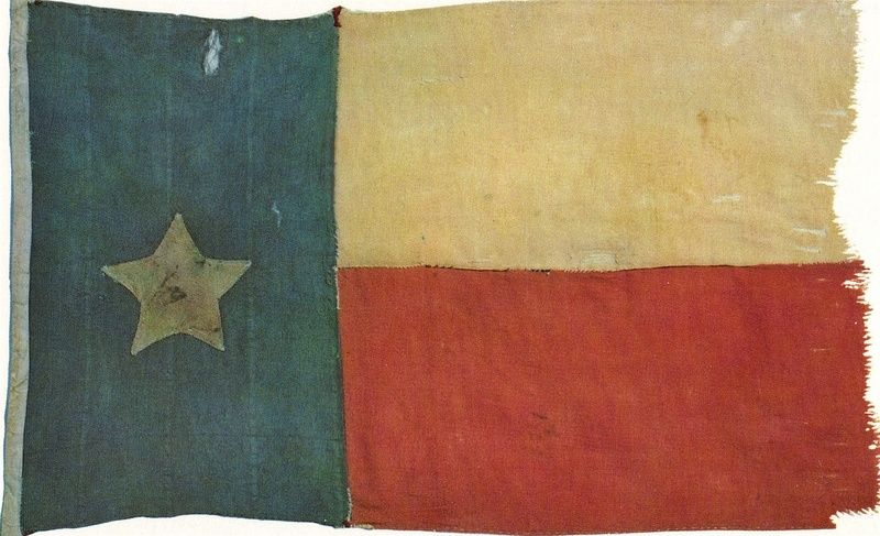 flags texas