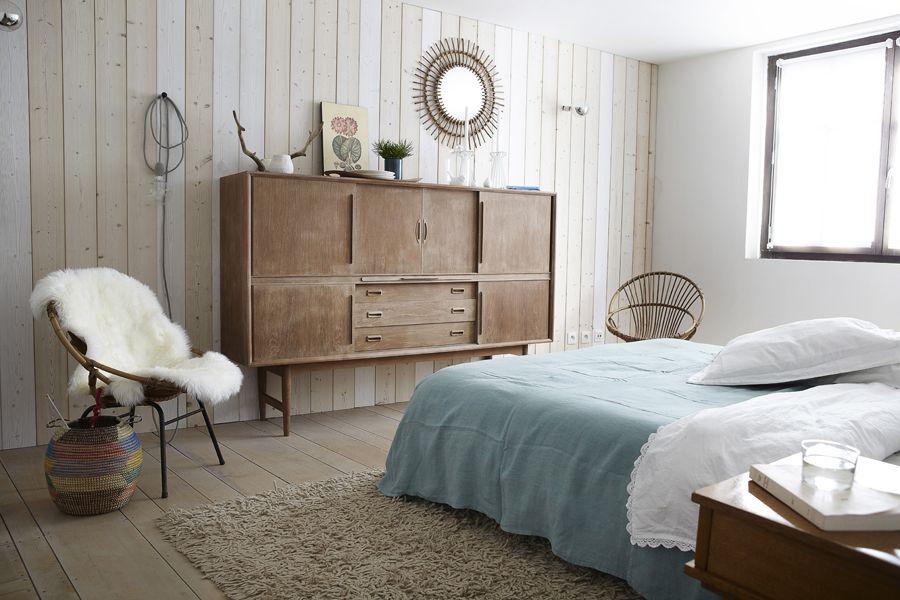Pascal francois chambre art slaapkamer interieur