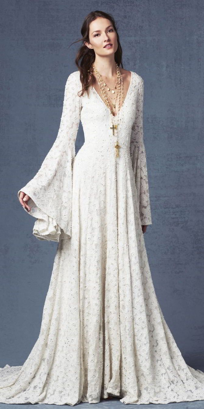 Odylyne the Ceremony Fall 2017 Wedding Dresses Bell