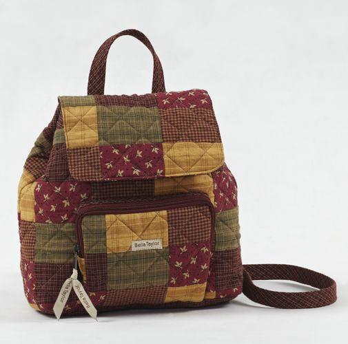Bella Taylor Mini Backpack