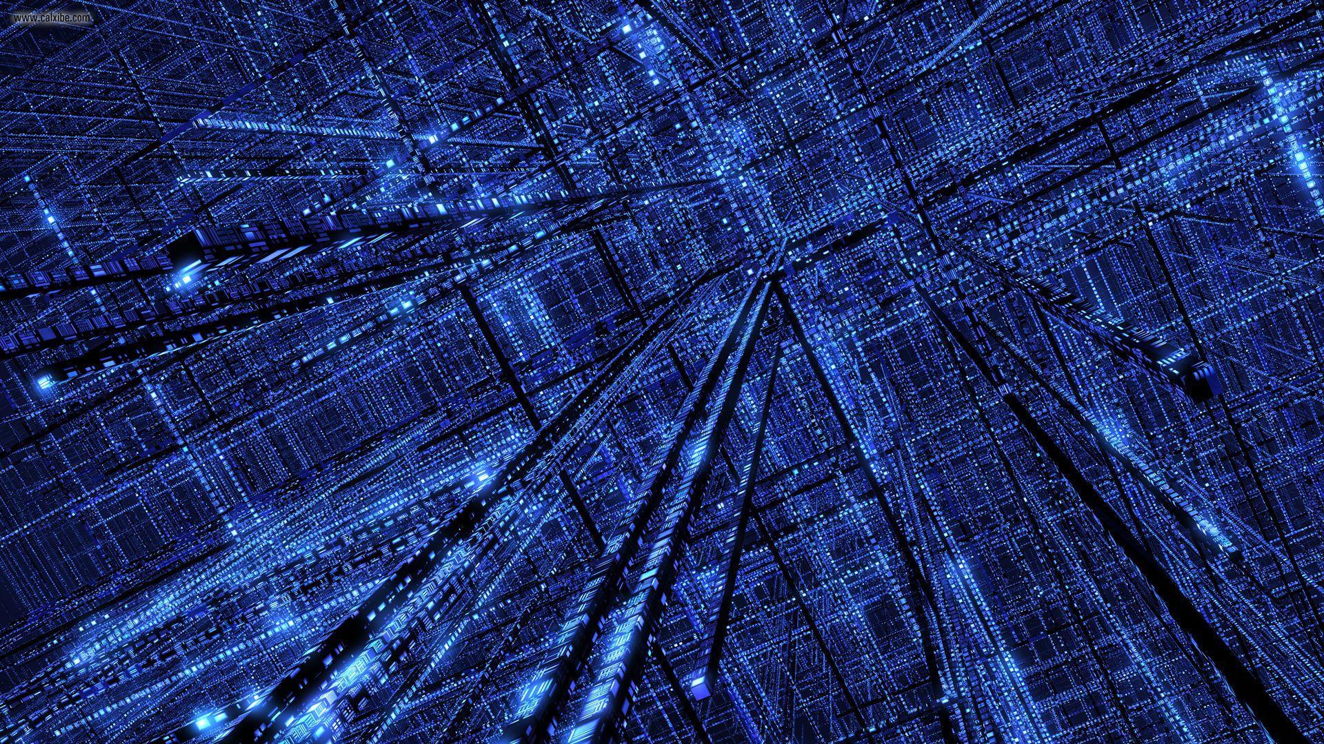 Abstract binary blue digital art matrix wallpaper background abstract binary blue digital art matrix wallpaper voltagebd Gallery