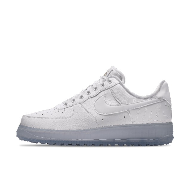 Air Force 1 Low iD Winter White Men's Shoe   Nike air force