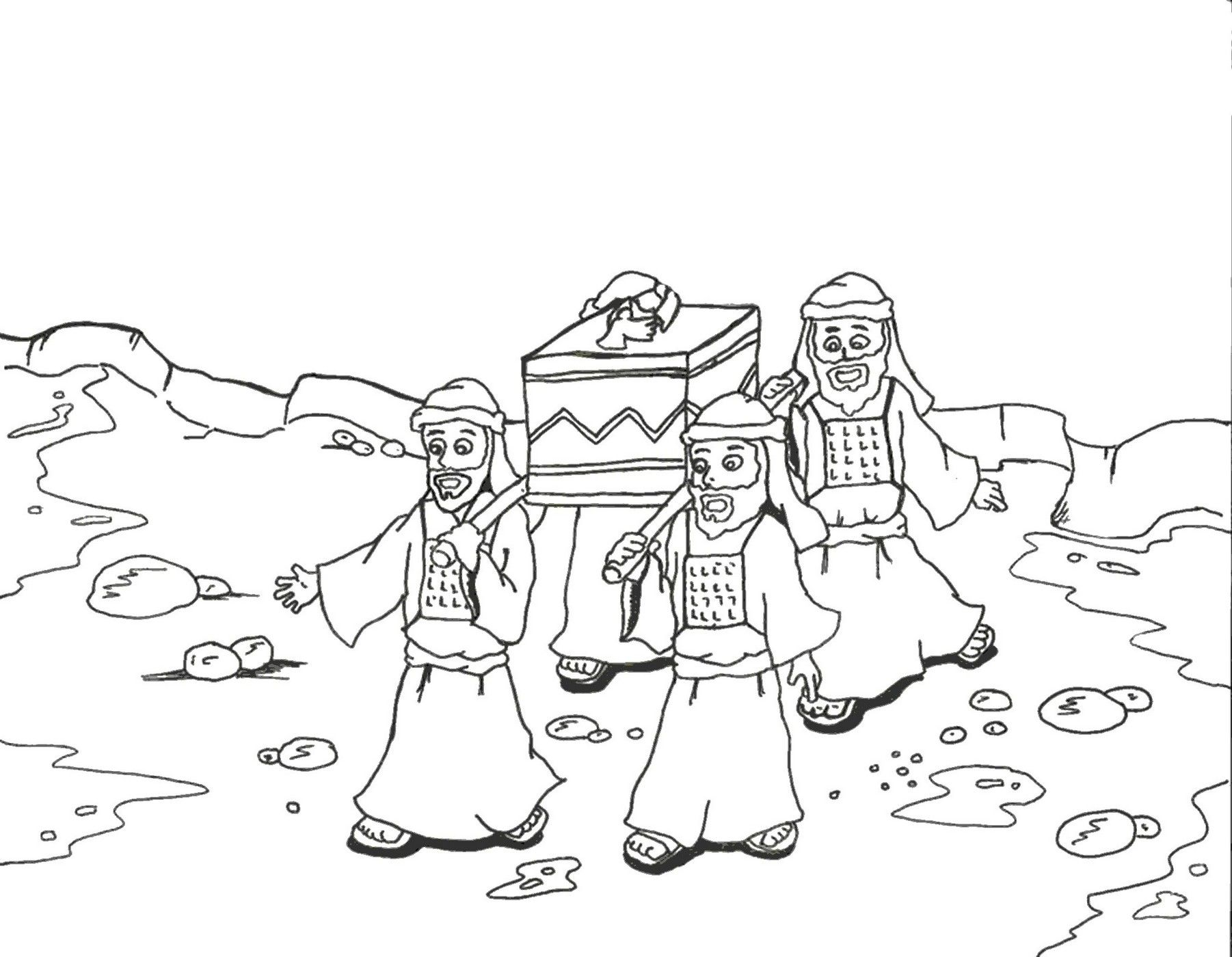 Image result for israelite bible soldiers colouring pages | Sunday ...