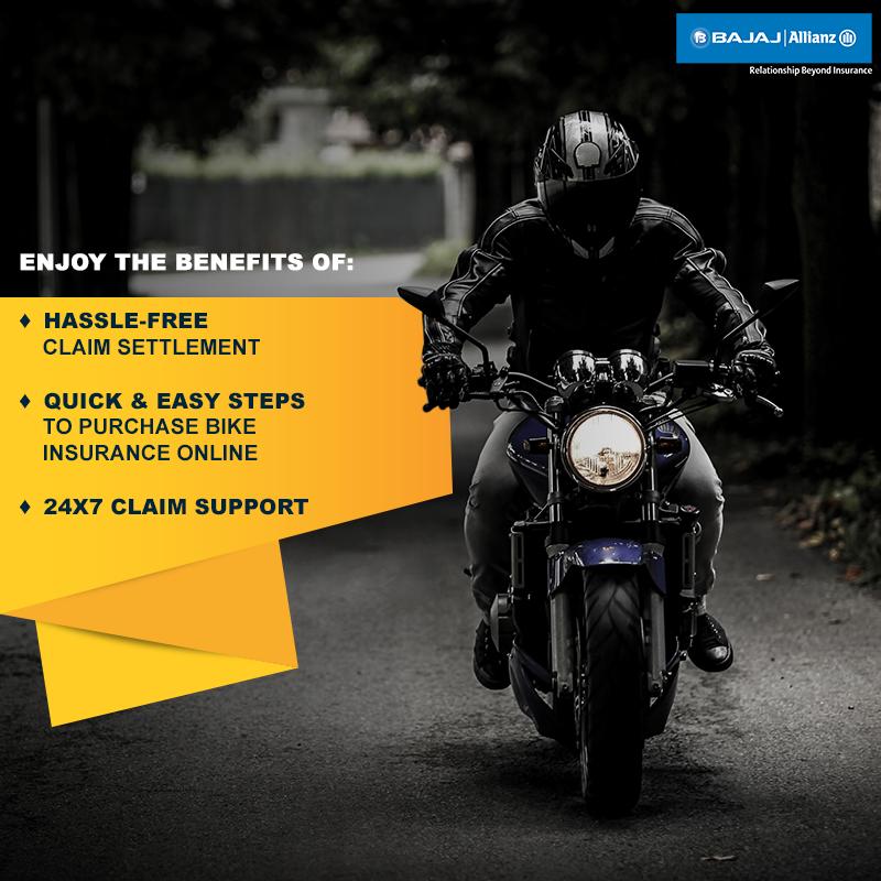 Buy Two Wheeler Insurance In 4 Easy Steps It Provides Online 2