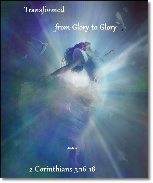 Transformed | Prophetic art, Shekinah glory, Daughter of god
