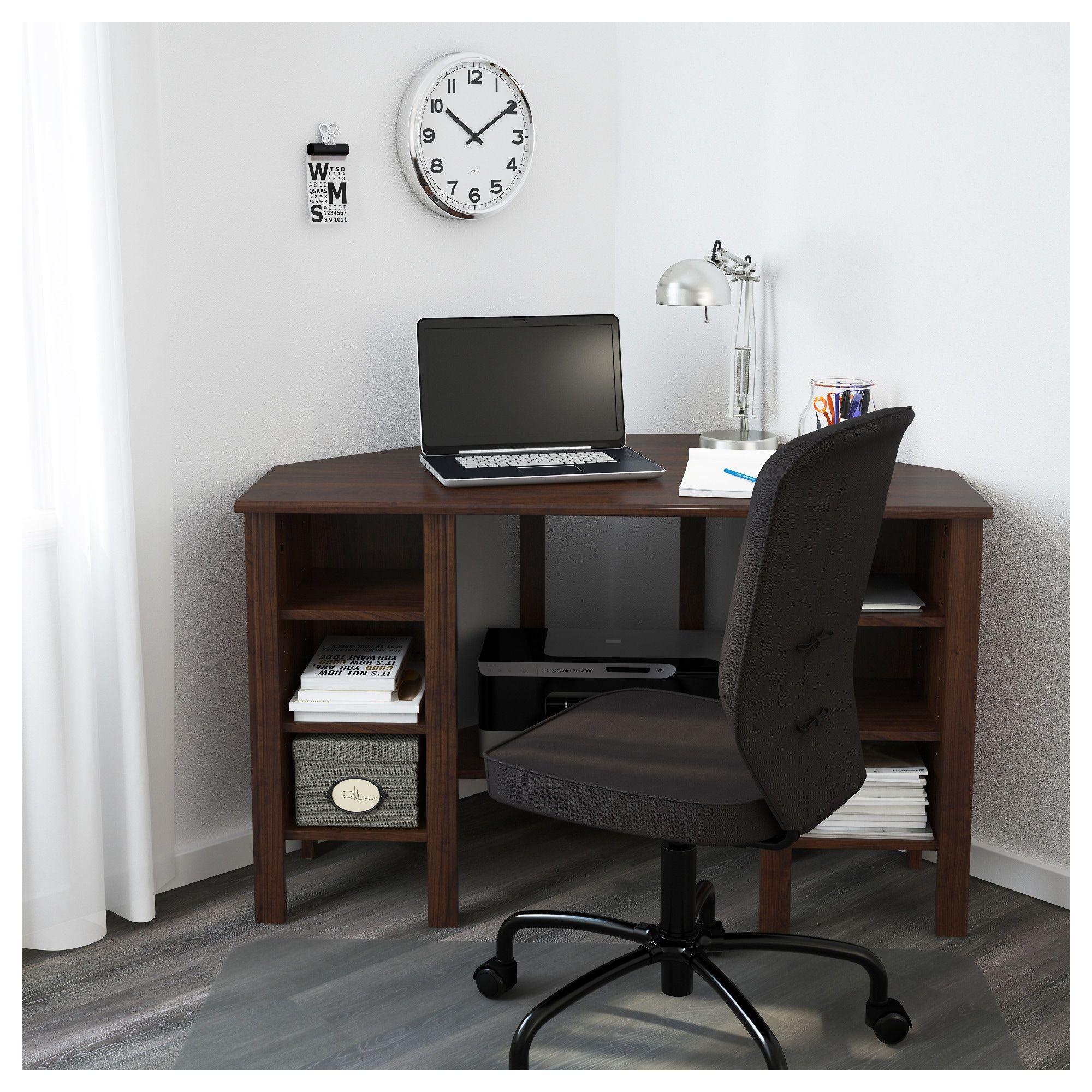 Brusali Corner Desk Ikea Small Corner Desk Corner Desk