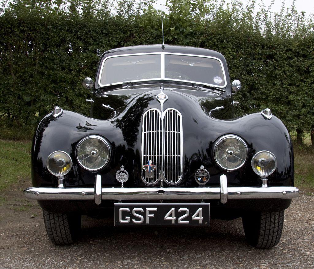 Bmwplain: Bristol 400 1946 - 1950: When BMW Is Not A BMW