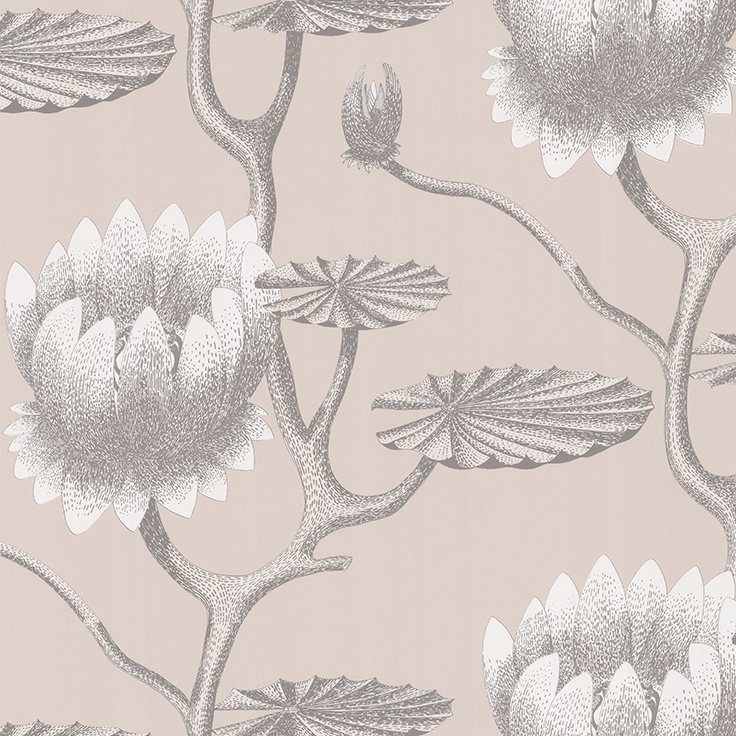 Contemporary Restyled - Water Lily - 95-4025 Cole & Son behang ...
