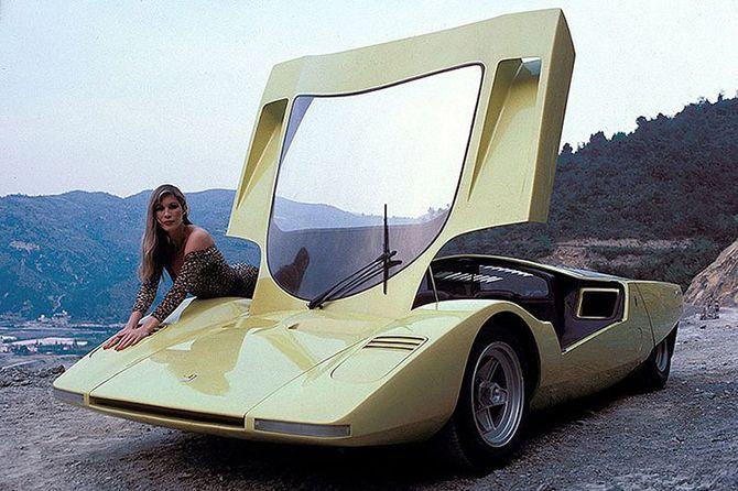 Must See 13 Retro Futuristic Concept Cars13