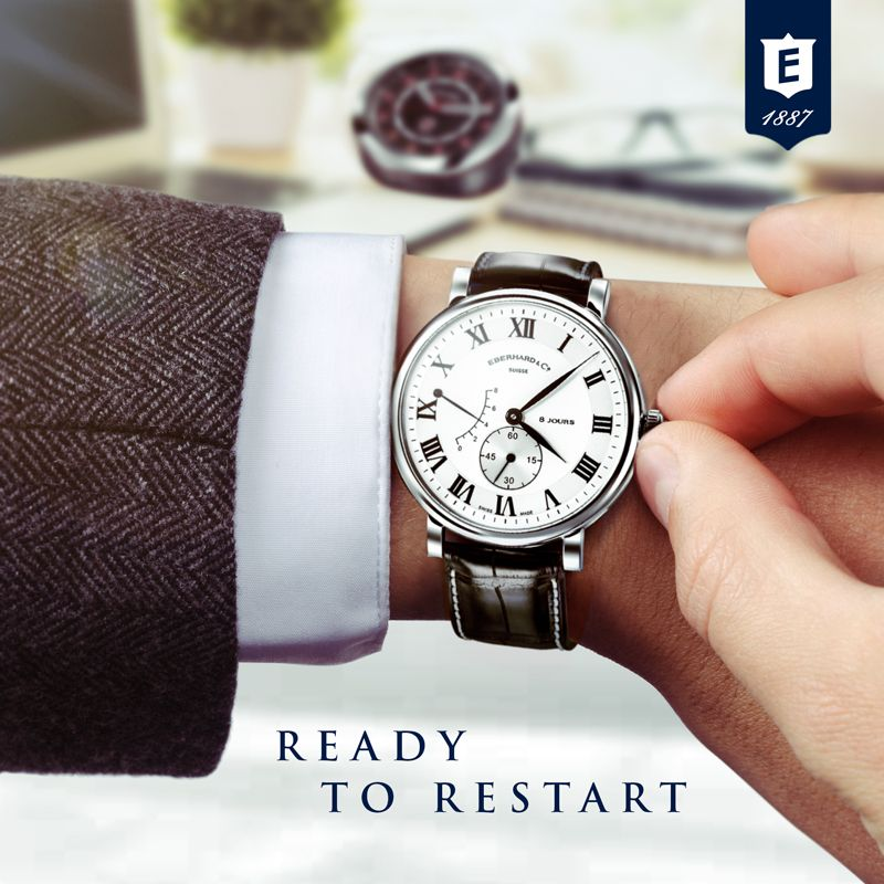 8 Jours Collection by Eberhard & Co. (8-days of power ...