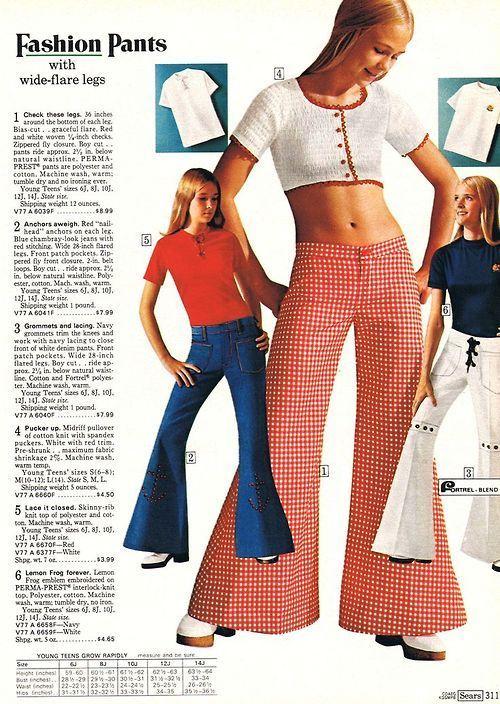 1980s fashion for women