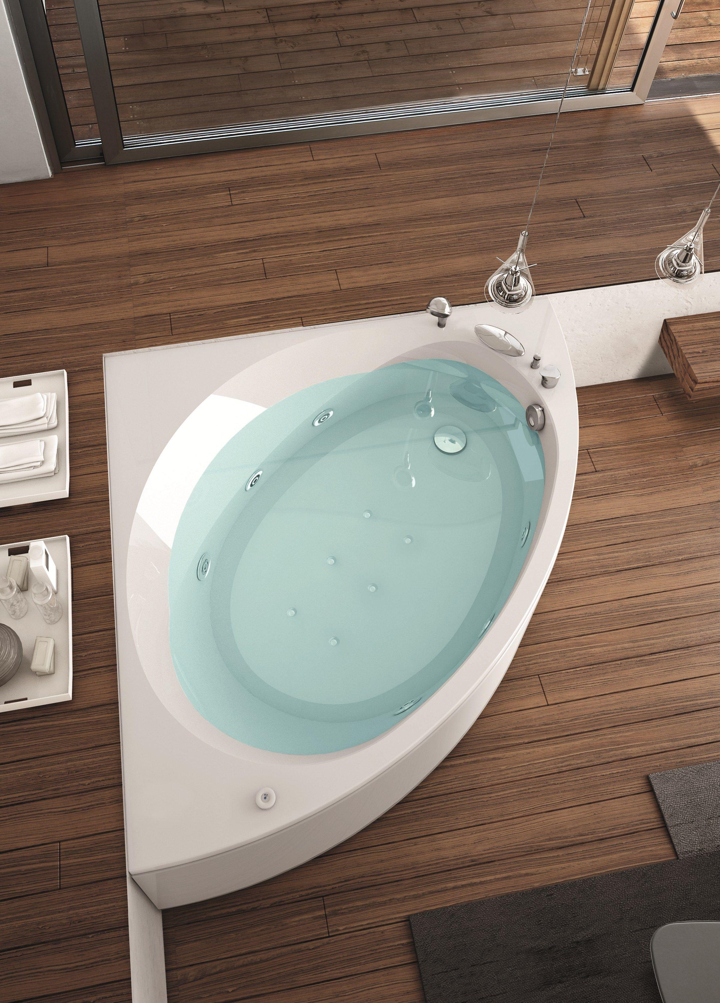 Http Www Archiproducts Com En Products 93986 Nova Corner Whirlpool Bathtub Nova Corner Bathtub Hafro Html Whirlpool Bathtub Corner Bath Modern Bathtub