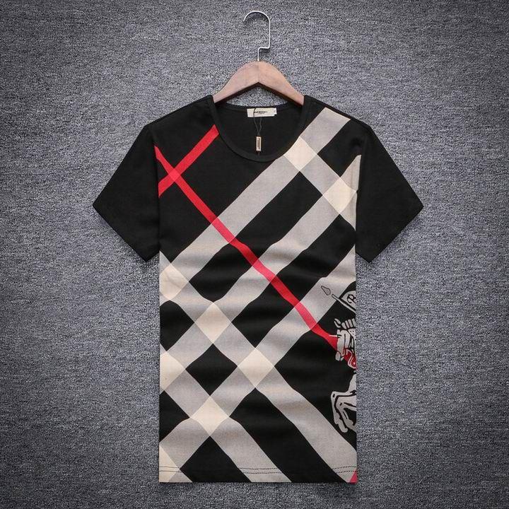 f157e8baa Burberry men T-shirts-B1818T | men clothes in 2019 | Burberry shirt ...