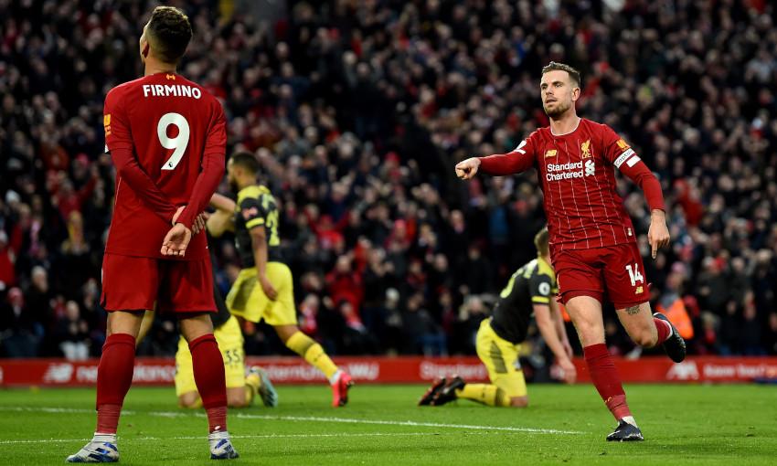 Match Report Reds Put Four Past Saints To Move 22 Points Clear In 2020 Premier League Liverpool Southampton