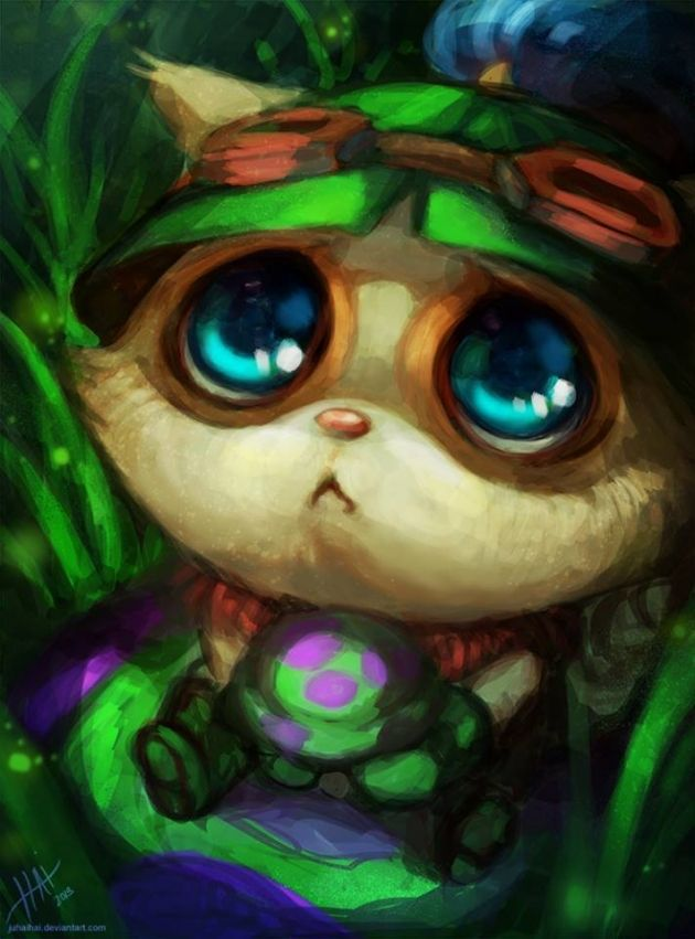 Chillout Teemo Lol League Of Legends League Of Legends Game League Of Legends Memes