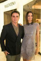 Highlights Valentino em Curitiba, que saber quem passou na inauguração da loja do Patio Batel? http://terapiadoluxo.com.br/highlights-valentino-em-curitiba/