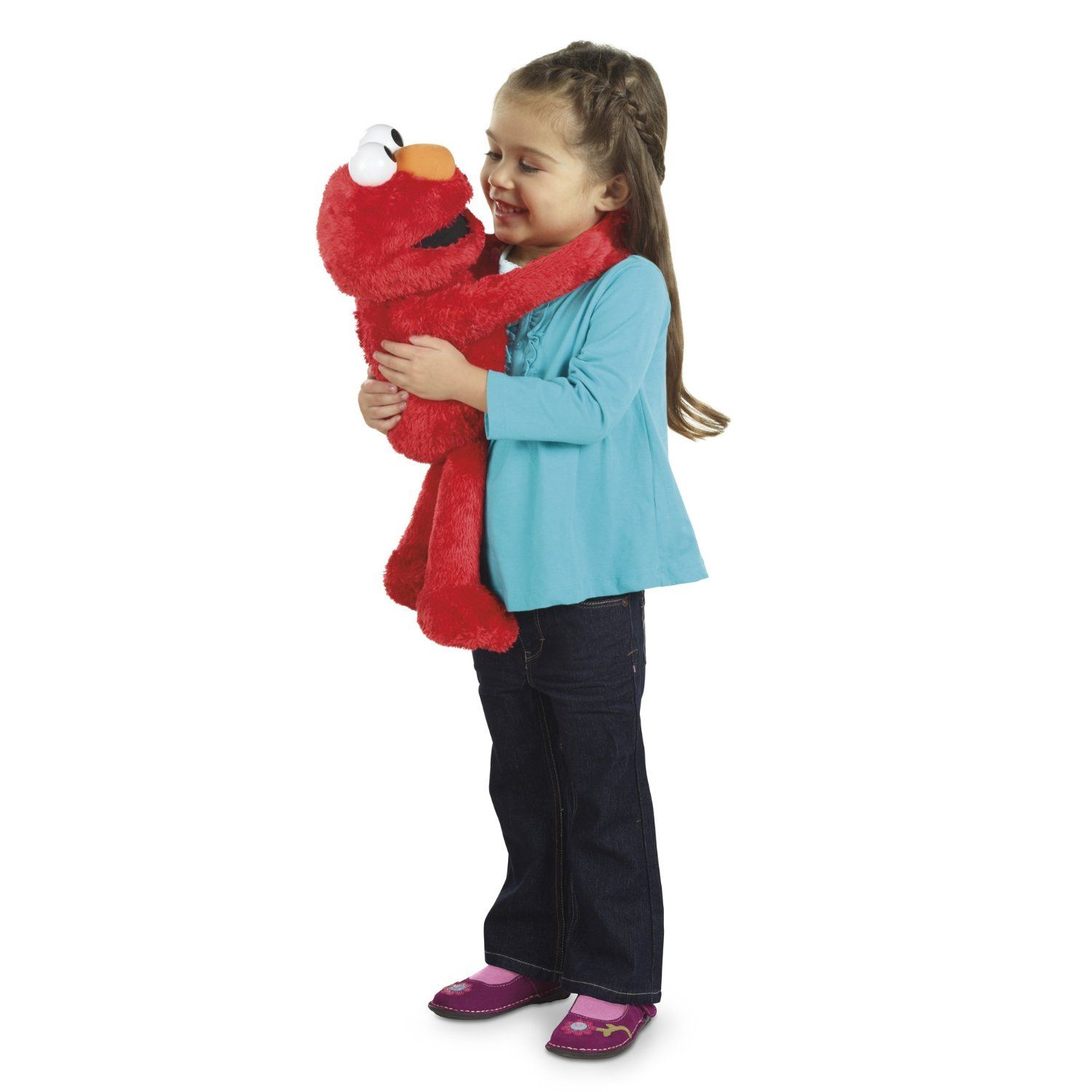 Sesame Street Big Hugs Elmo - Plush Hub