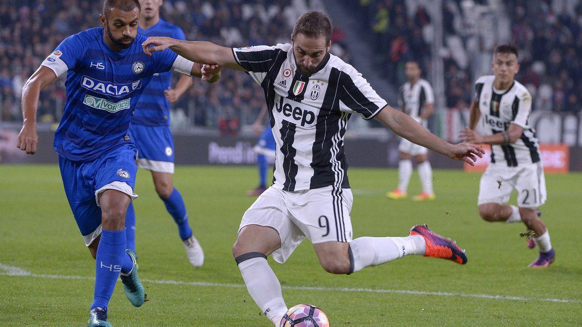 Serie A, JuventusUdinese 21 le immagini della doppietta