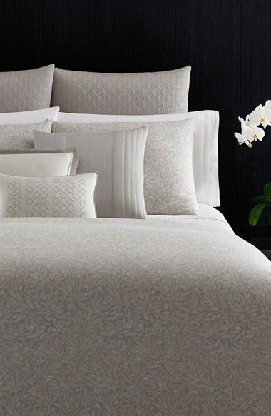 Free Shipping And Returns On Vera Leaf Duvet Cover At Nordstrom A