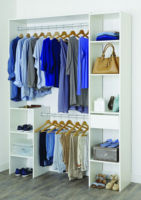 La Selection Dressing Bricorama Amenagement Placard Rangement Placard Deco Dressing