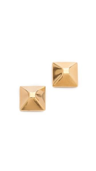 Marc Jacobs Large Stud Earrings