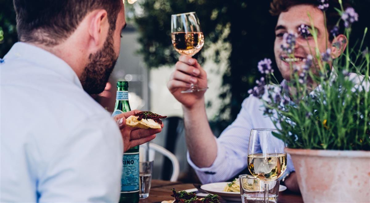 Italian Feasting in London: 4 Dinners at Harvey Nichols #food #recipes #spiralizer