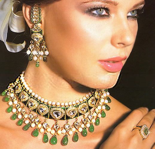 Green Pear Jewellery