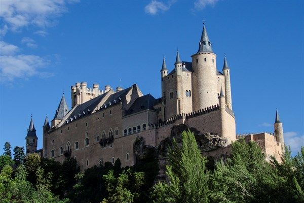 Sitios de España te propone descubrir Alcázar de Segovia