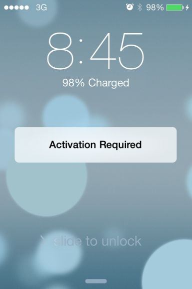 Find out the way to remove Find My iPhone iOS 7 activation