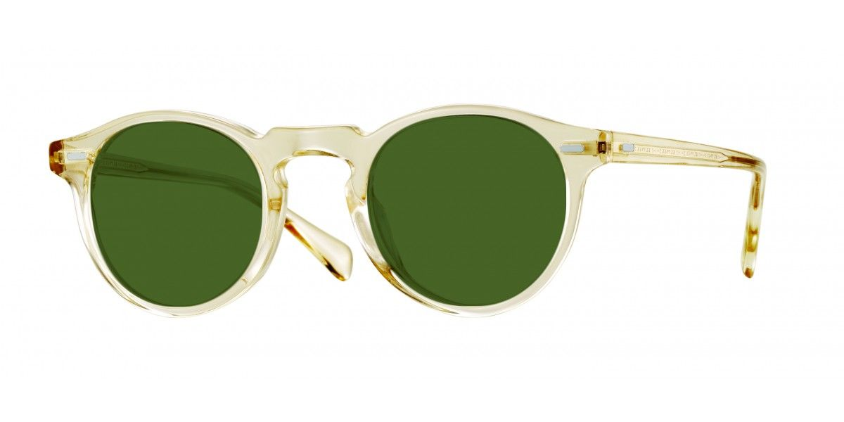 e70d24db68a Spring provisions  good sunglasses (Gregory Peck by Oliver Peoples ...
