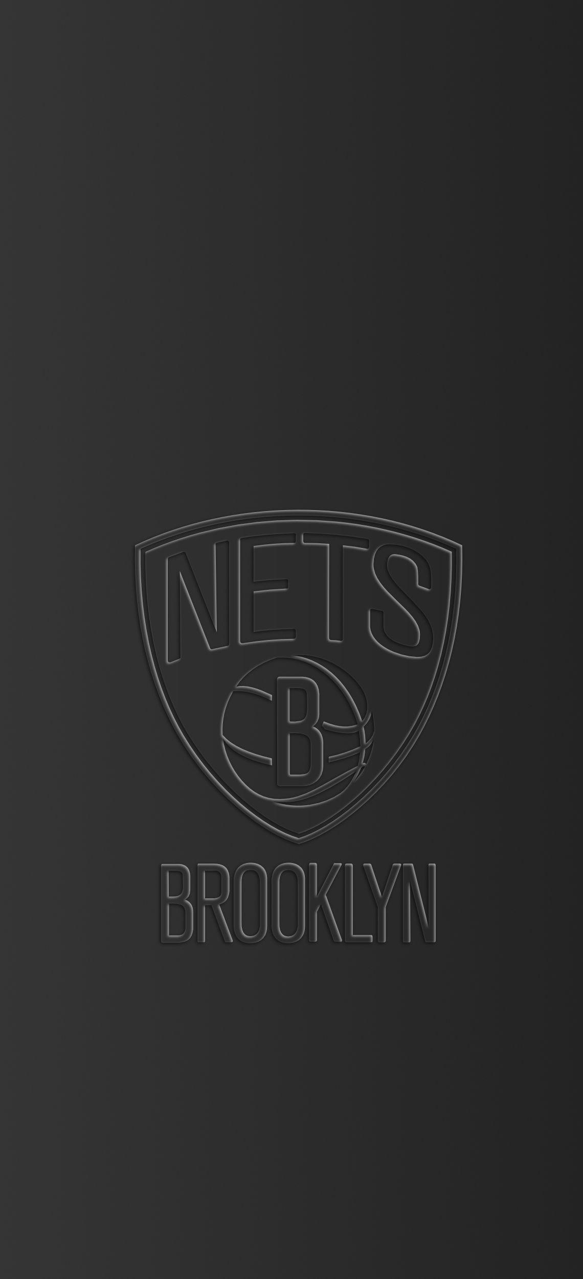 Brooklyn Nets 3D Wallpaper Brooklyn nets, Nba basketball