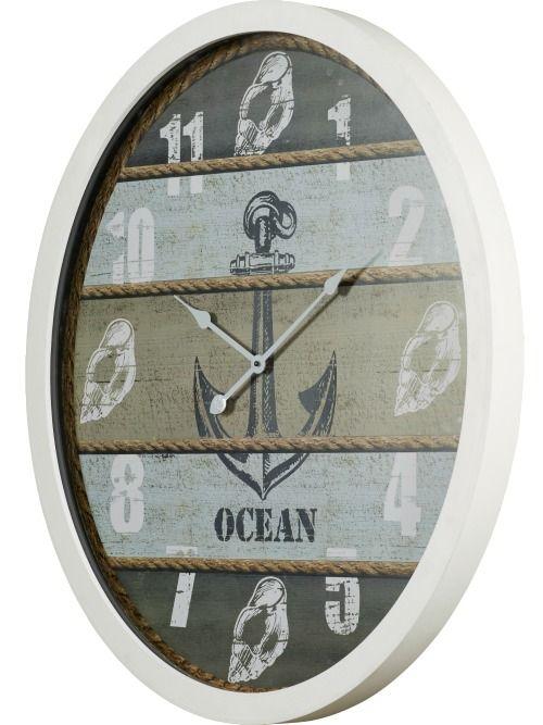 Coastal And Nautical Wall Clocks Http Www Pletely