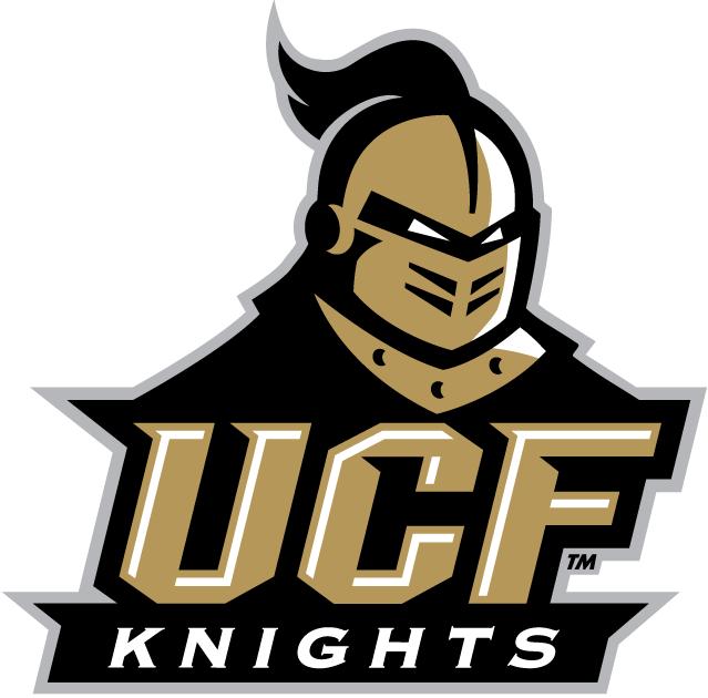 Central Florida Knights Ucf Knights Football Knight Golden Knights Logo