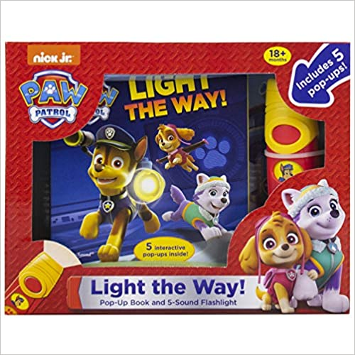 Nickelodeon PAW Patrol Light the Way! A Little