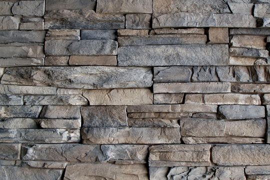 Csc Quick Fit Dark Ember Stone Exterior Stone Faux Stone Panels
