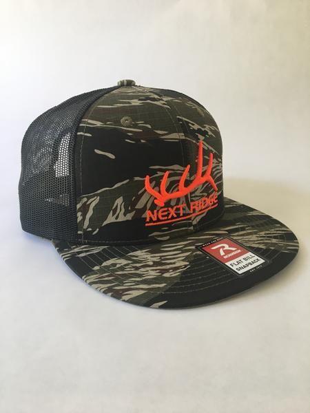 f32bd9e1d5a Camo Elk Shed Snap Back Hat – Next Ridge Apparel