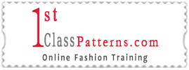 Want to discover an easy system I use when I'm creating lingerie to red carpet dress patterns for fashion designers around the globe?