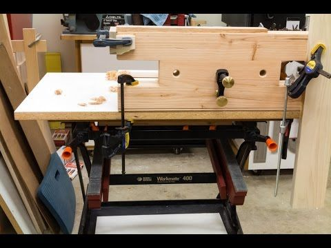 Tricked Out Black Decker Workmate And Bench Bull