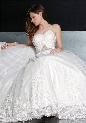 Davinci Bridal Wedding Dresses - The Knot