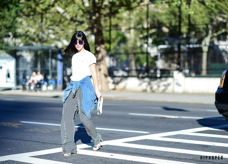 NEW YORK FASHION WEEK STREET SNAP > Magazine | 힙합퍼