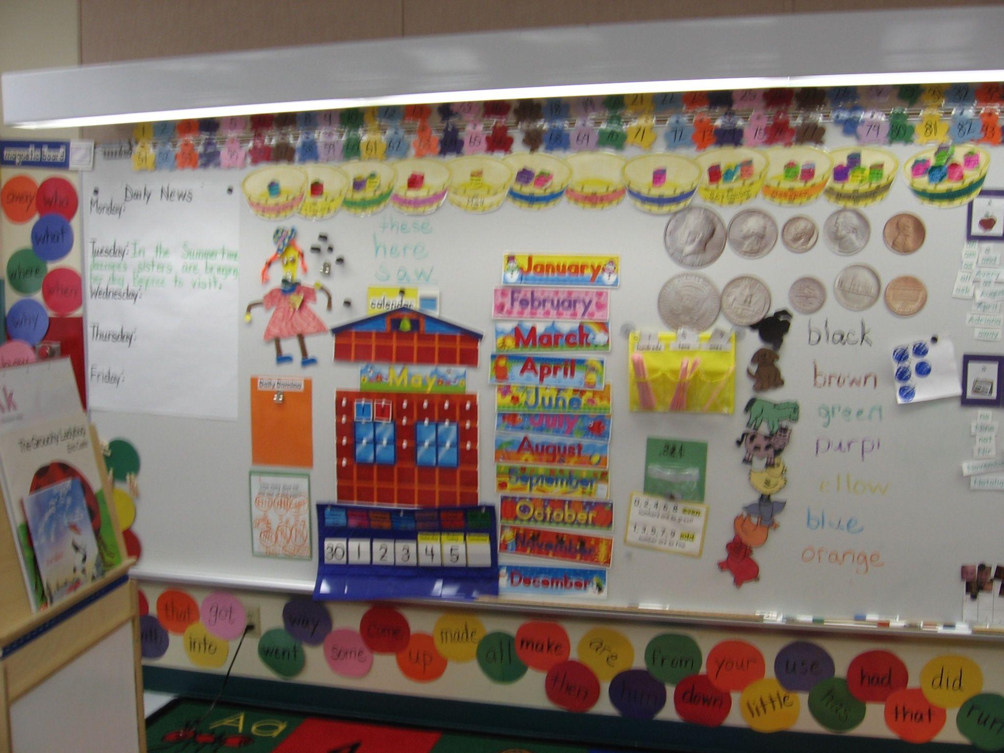 Teaching Ideas In The Classroom : Future kindergarten classroom ideas on pinterest