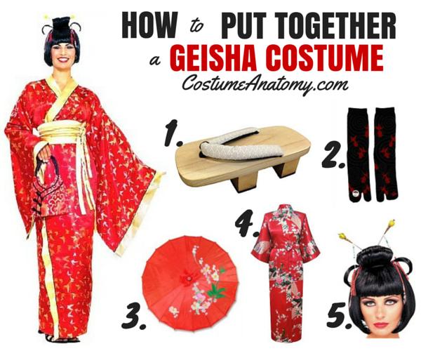 How to put up your japanese geisha costume costume tutorials and how to put up your japanese geisha costume solutioingenieria Gallery