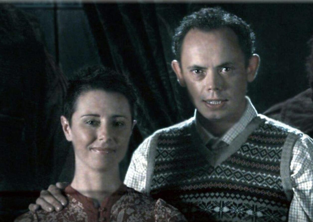 Frank and Alice Longbottom