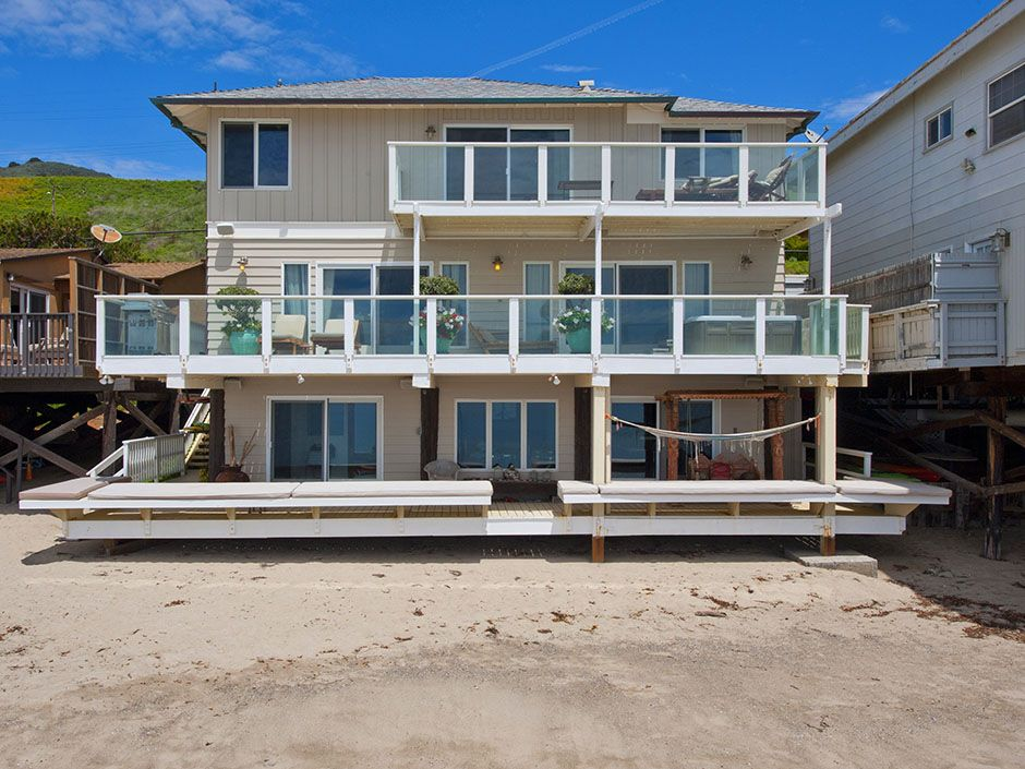 Image result for Malibu beach rentals