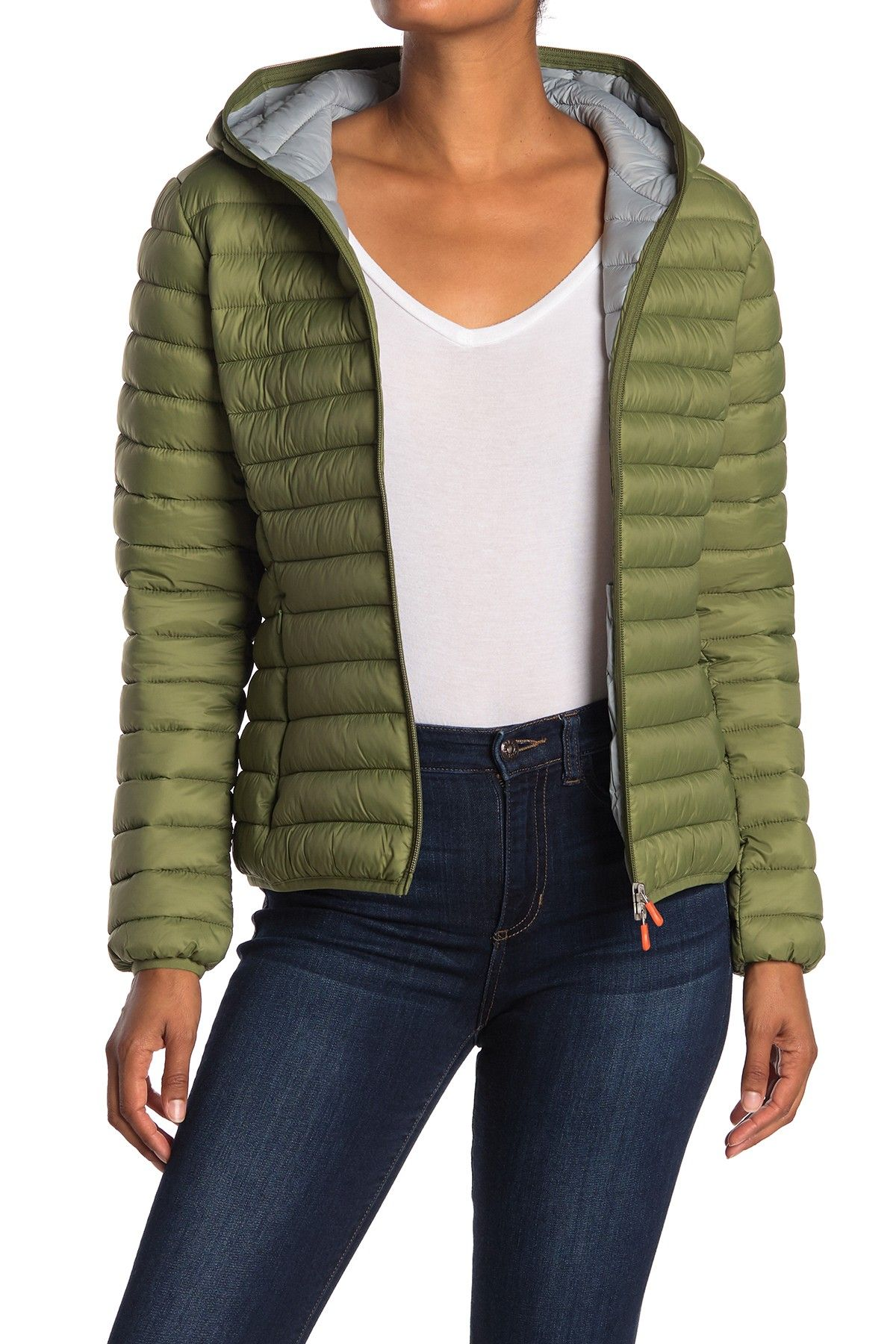 Save The Duck Giga Hooded Puffer Jacket Nordstrom Rack Jackets Puffer Jackets Save The Duck [ 1800 x 1200 Pixel ]