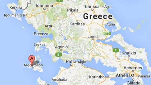 Western greece rocked by 61 magnitude quake greece islands and greece island kefalonia struck by 61 magnitude earthquake world gumiabroncs Choice Image
